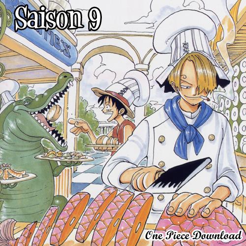One Piece saison 9 en français